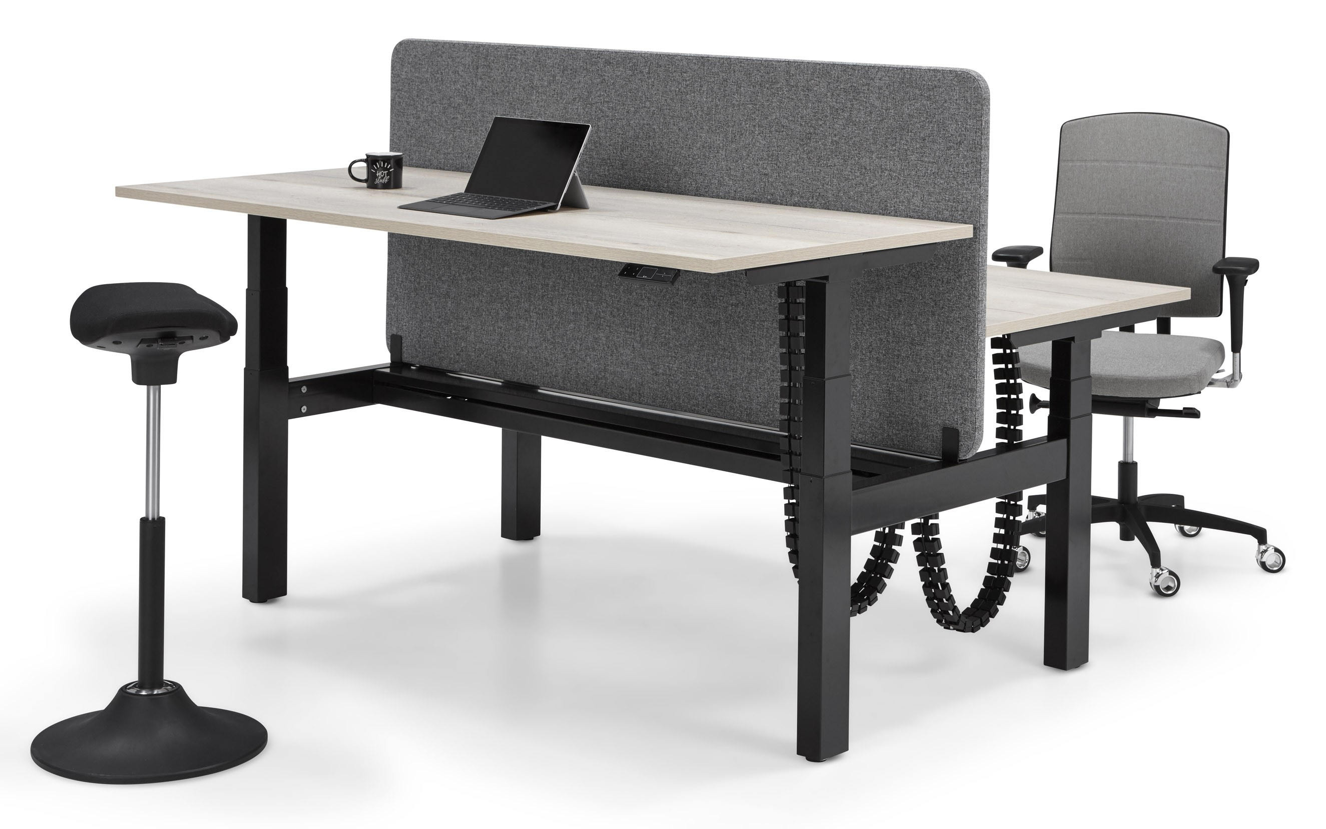 Flex 3 Bench | Elektrisch Verstelbaar