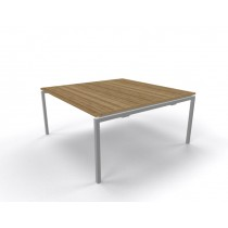 Vergadertafel | Vierkant 160x160cm