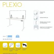 Plexio   80 x 65 (bxh)